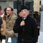 Lombardi e Don Gallo